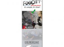 Анти-фог Oxford FogCity Clear Anti-Fog Insert