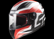Шлем LS2 FF353 RAPID GRID, WHITE RED